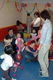 Lot of children
