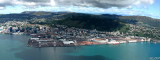 Wellington Panorama on the Harbour