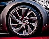 Designed wheel Citroen