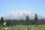 Hike to Mt. St. helens rim.
