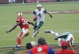 49ers vs. Jets - December 2008