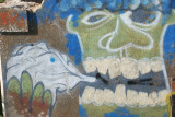 Graffiti of Point Bonita