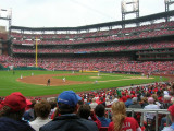 Busch Stadium - April, 2006