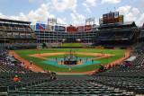 Rangers Ballpark in Arlington - May 2007