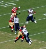 San Francisco 49ers vs. St. Louis Rams - November 2010