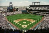 Coors Field - Home of the Colorado Rockies