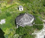 Castle Island, abandoned houses