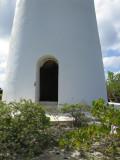 Castle Island light house entrance