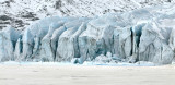 Glaciers, Coutts Inlet