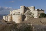 Qalaat al-Husn - Krak des Chevaliers - قلعة الحصن