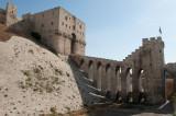 Aleppo Citadel september 2010 9927.jpg