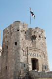Aleppo Citadel september 2010 9928.jpg
