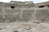 Jeble - a Roman theatre in a Syrian harbour town