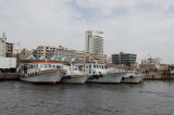 Arwad boat rides - to a Phoenician island in Syria