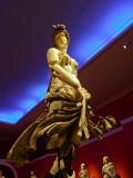 Estatua de bailarina