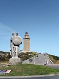 Estatua de Breogán
