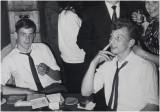 Nostalgie Haelen 1964 entree jeugddansen met Frans Dings