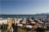 Cannes - diner a la plage