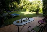 Auribeau sur Siagne - tuin