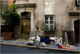 Grasse - centre ville - kunstschilder