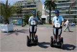 Nice -  Promenade des Anglais - Police Municipal
