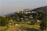 de kerk van Auribeau sur Siagne - Alpes Maritime