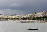 Cannes -  vanaf le Port de la Croisette