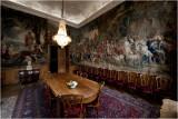de Prinsenkamer in het 17e eeuws stadhuis