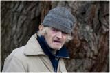 de 78 jarige Hub Jaminon uit Reijmerstok