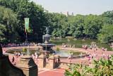 Bethesda Fountain, Central Park, NYC