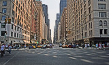 Avenue of The Americas at 59th Street, NYC
