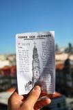 Torre dos Clérigos ticket