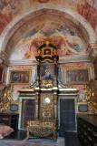 Inside Sé Catedral museum