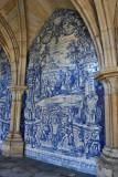 Sé Catedral cloister art