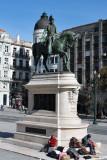 Child prince statue