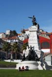 Infante statue