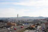 View from Estádio do Dragão.