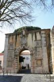 Outside Castelo de São Jorge