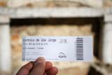 Ticket to Castelo de São Jorge