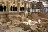 Sé Catedral cloister ruins