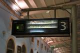 Platform 3 at Lisbon Santa Apolonia