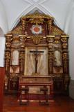 Inside Iglesia de Los Jesuitas