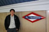 Av. Tibidabo Metro