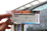 F.C. Barcelona stadium tour ticket