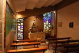 F.C. Barcelona chapel