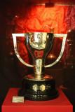 Spanish league trophy