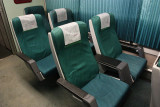 Talgo 73 from Barcelona to Narbonne, preferente cabin 1