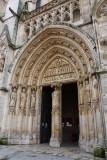 Cathédrale Saint-André entrance