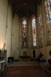 The Saint Calais chapel