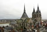 L'église Saint Nicolas.